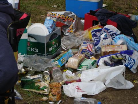 der Rest von Nebenan (nicht unser Müll)