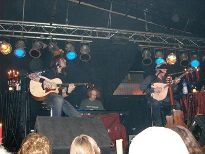 Uwe, Gerit und Eric