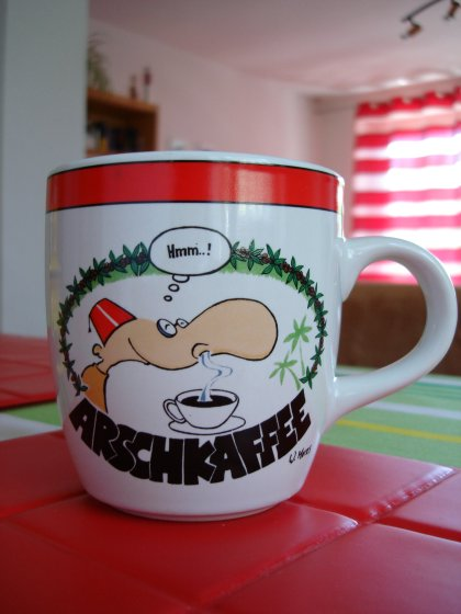 Arschkaffee