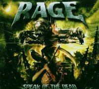 Cover Rage - Speak Of The Dead