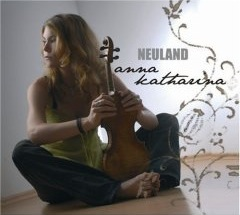 Anna Kranzlein - Neuland Cover