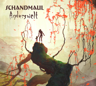 Schandmaul Anderswelt Cover