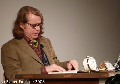 Helge Schneider Lesung