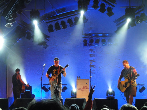 Hayseed Dixie, Aachen, September Special