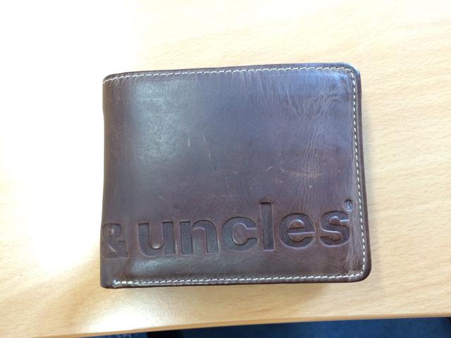 Meine Portemonnaie
